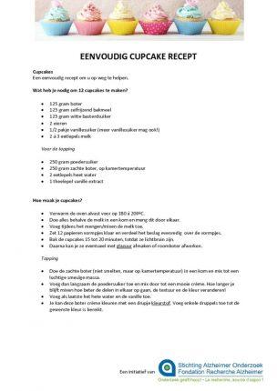 thumbnail of recept 3 eenvoudig cupcakes maken
