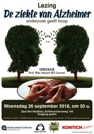 thumbnail of affiche voordracht Wim Annaert